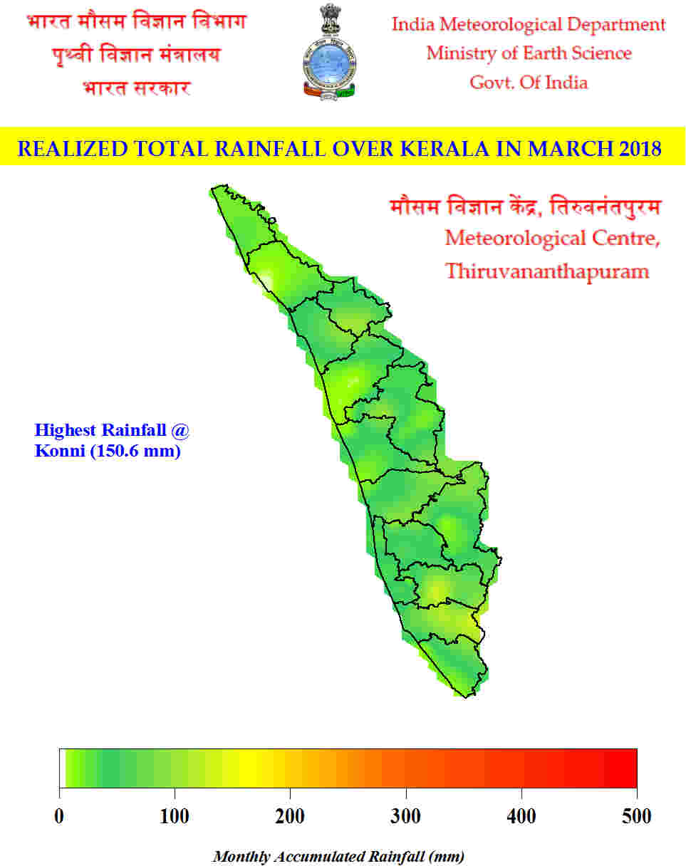 Indian Meteorological Department Daily Weather Report